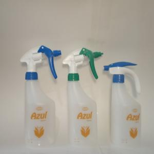 3 pulverizadores de espuma